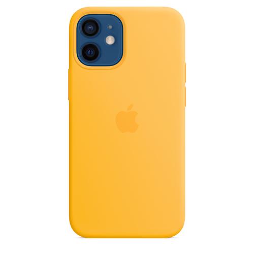 "Apple MKTM3ZM/A mobiele telefoon behuizingen 13,7 cm (5.4"") Hoes Geel"