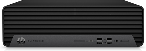 HP EliteDesk 800 G6 Small Form Factor PC Wolf Pro Security Edition DDR4-SDRAM i5-10500 8 GB 256 GB SSD