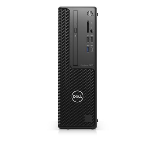DELL Precision 3450 DDR4-SDRAM i5-10505 SFF Intel® 10de generatie Core™ i5 8 GB 256 GB SSD Windows 10 Pro Workstation Zwart