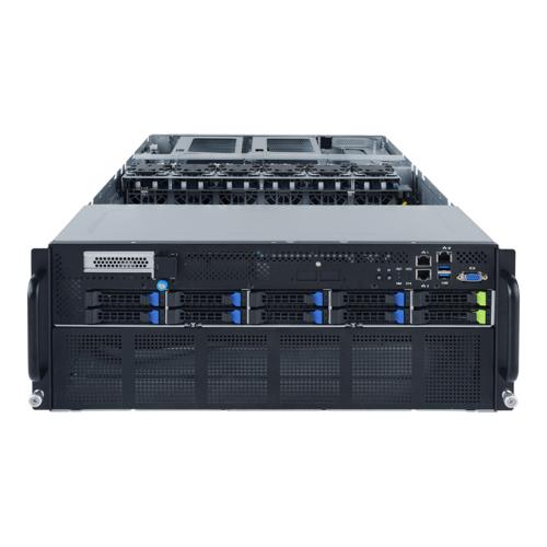 Gigabyte G482-Z54 Socket SP3 Rack (4U) Zwart