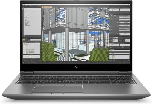 """HP ZBook Fury 15.6 G8 Mobiel werkstation 39,6 cm (15.6"""") Full HD Intel® Xeon® W 32 GB DDR4-SDRAM 1000 GB SSD NVIDIA RTX A2000 W"""