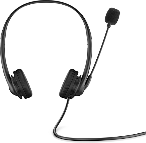 HP stereo-headset 3,5 mm G2