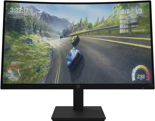 """HP X27c 68,6 cm (27"""") 1920 x 1080 Pixels Full HD Zwart"""