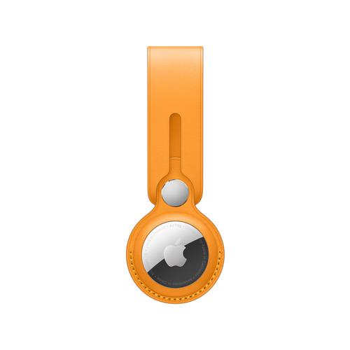 Apple MM023ZM/A accessoire voor sleutelzoekers Sleutelzoekerhouder Geel