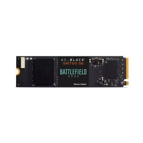 SanDisk WDBB9J5000ANC-WRSN internal solid state drive M.2 500 GB PCI Express 4.0 NVMe