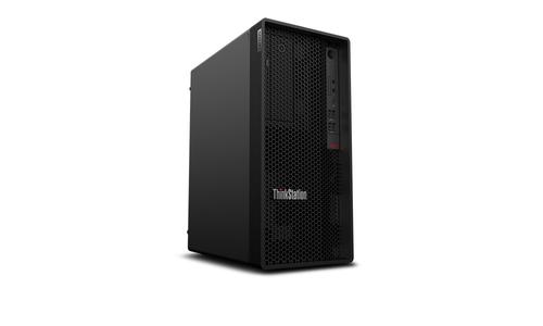 Lenovo ThinkStation P350 DDR4-SDRAM i9-11900K Tower Intel Core i9-11xxx 32 GB 512 GB SSD Windows 10 Pro Workstation Zwart