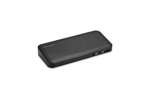 Kensington K33806EU notebook dock & poortreplicator Bedraad USB 3.2 Gen 2 (3.1 Gen 2) Type-C Zwart