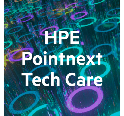 Hewlett Packard Enterprise H24Z7PE garantie- en supportuitbreiding
