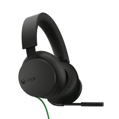 Microsoft Xbox Stereo Headset Hoofdband 3,5mm-connector Zwart