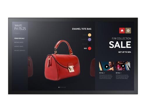 """Samsung LH015IERKLS/EN Digitale signage flatscreen 81,3 cm (32"""") Full HD Zwart"""