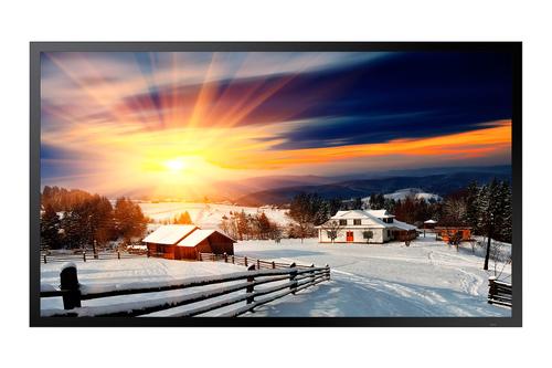 "Samsung OH46F Digitale signage flatscreen 116,8 cm (46"") LED Full HD Zwart"