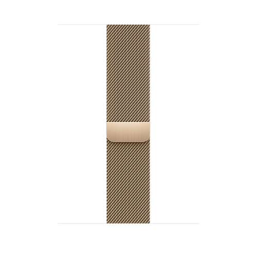 Apple ML763ZM/A smartwatch-accessoire Band Goud Roestvrijstaal