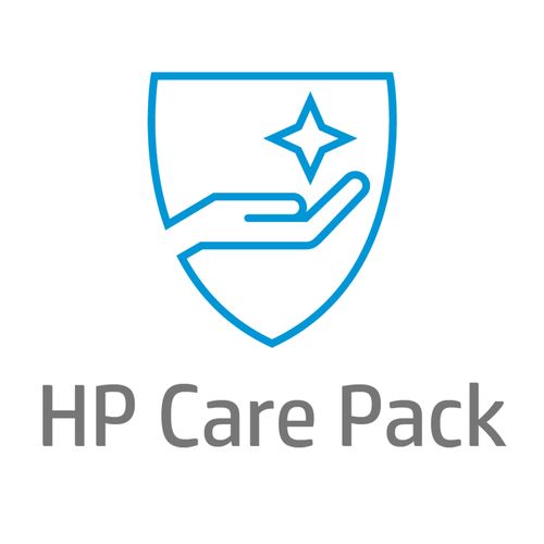 HP 3 jaar Pickup Return HW supp voor notebook