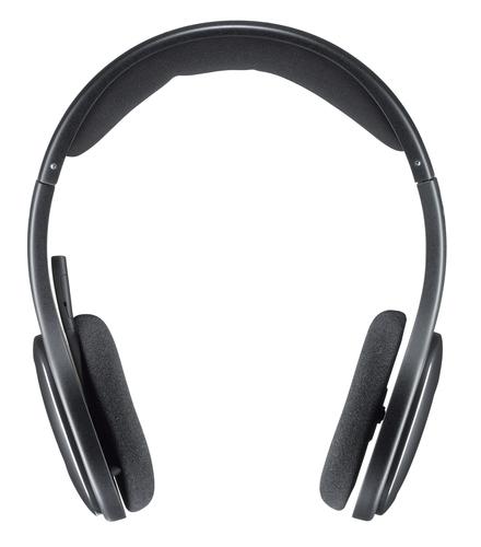 Logitech H800 Binaural Head-band Black headset