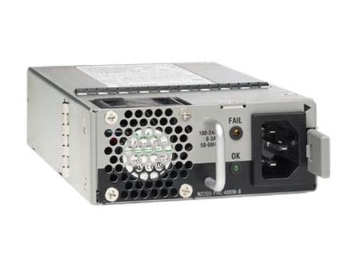 Cisco N2200-PAC-400W-B= Voeding switchcomponent