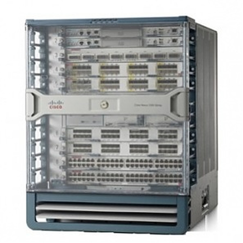 Cisco N7K-C7009= 14U network equipment chassis
