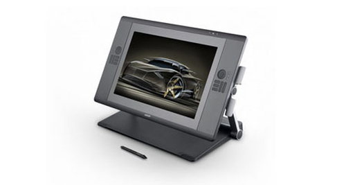 Wacom Cintiq 24HD grafische tablet Zwart 5080 lpi 518,4 x 324 mm USB