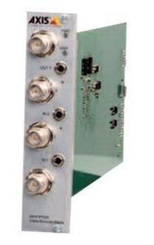 Axis P7224 videoserver/-encoder 720 x 576 Pixels 30 fps