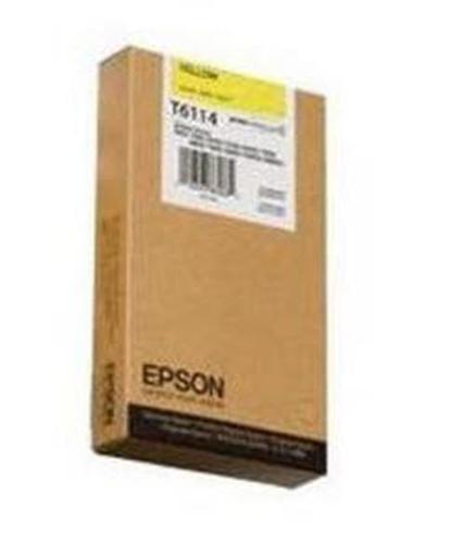 Epson inktpatroon Yellow T611400