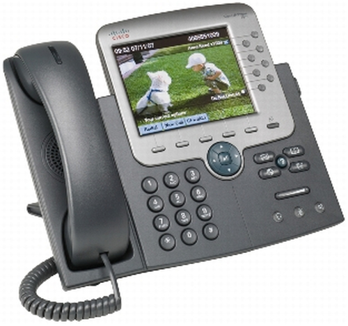 Cisco Unified IP Phone 7975G w/ 1 RTU License