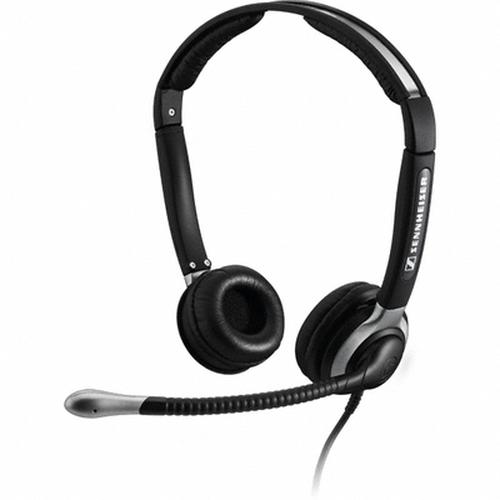 Sennheiser CC 520 Binaural Head-band Black headset