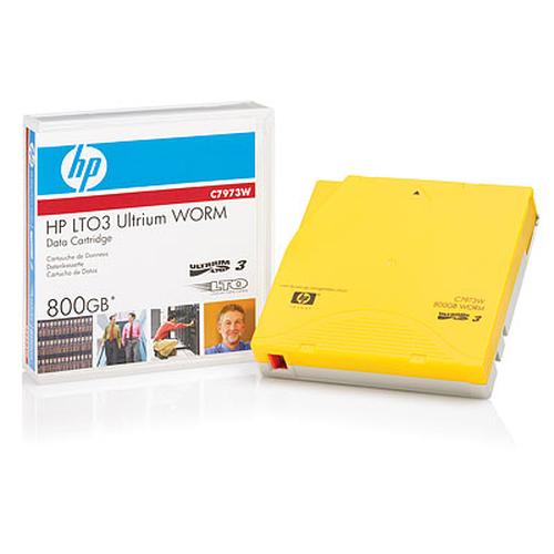Hewlett Packard Enterprise C7973W lege datatape LTO 400 GB 1,27 cm