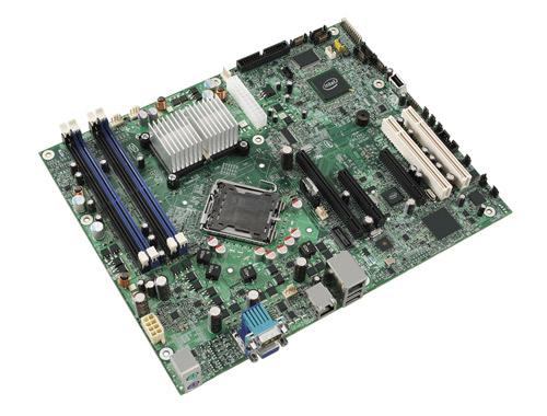 Intel S3200SHV server-/werkstationmoederbord LGA 775 (Socket T) ATX Intel® 3200