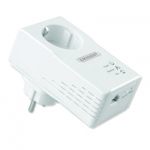 Eminent Powerline adapter 200Mbps Ethernet 200 Mbit/s