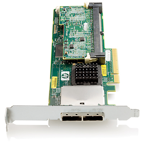 HP Integrity Smart Array P411/256 2-port External PCIe 6Gb SAS Controller RAID controller