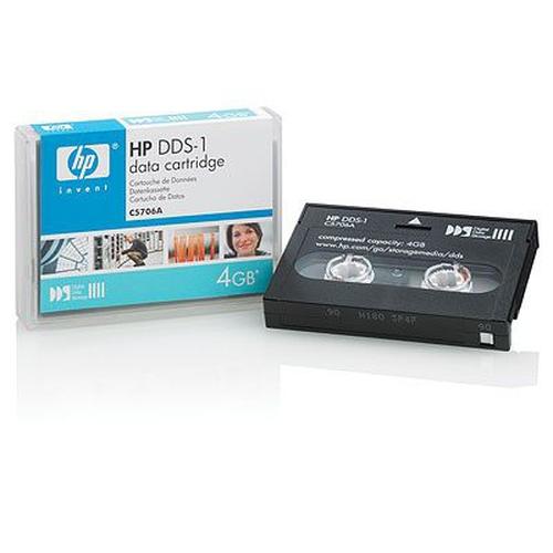Hewlett Packard Enterprise C5706A lege datatape DDS 2 GB 4 mm