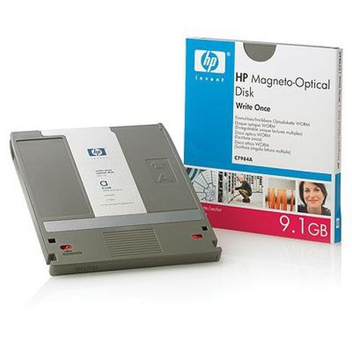 Hewlett Packard Enterprise 9.1GB zip disk 9100 MB