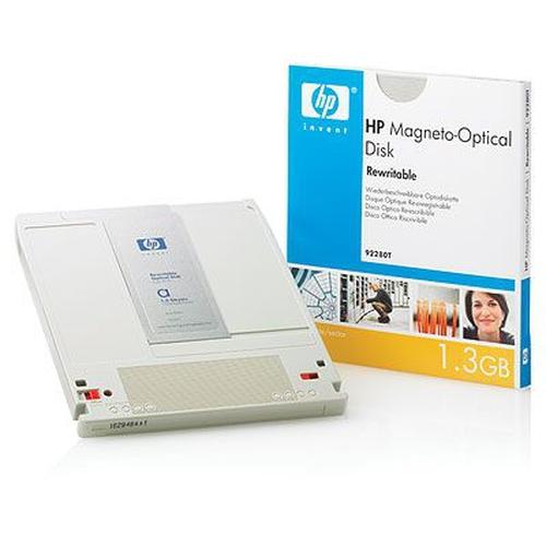 Hewlett Packard Enterprise 1.3 GB zip disk 1300 MB