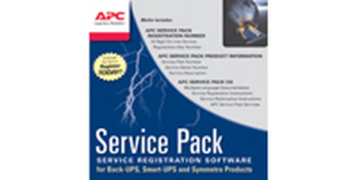 APC WEXTWAR1YR-SP-06 garantie- en supportuitbreiding