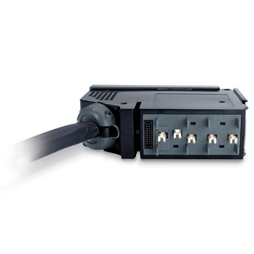 APC PDM1316IEC-3P power distribution unit (PDU) Black, Grey
