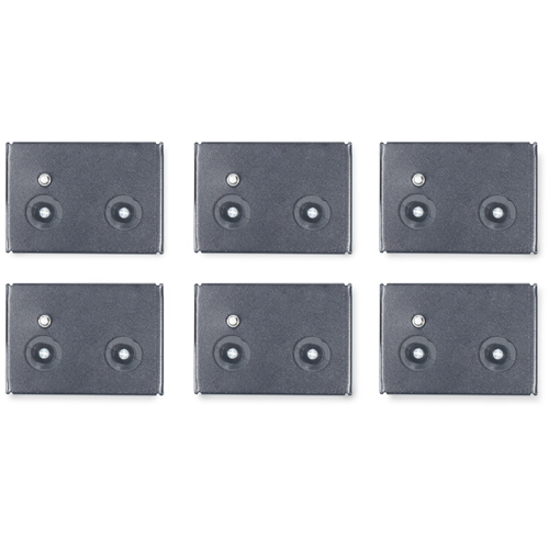 APC AR7710 Cable Containment Brackets power cable Black