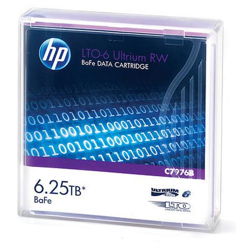Hewlett Packard Enterprise LTO-6 Ultrium RW 1.27 cm
