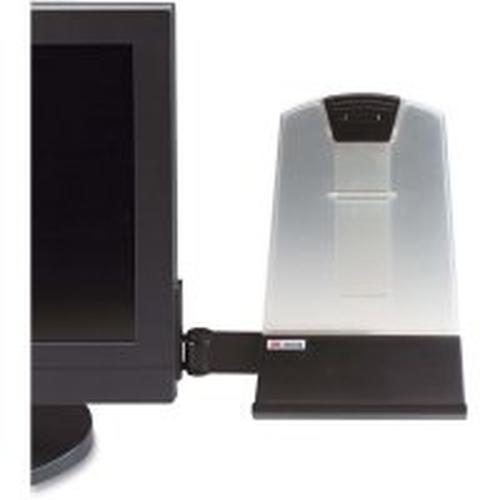 3M Flat Panel document holder Black,White
