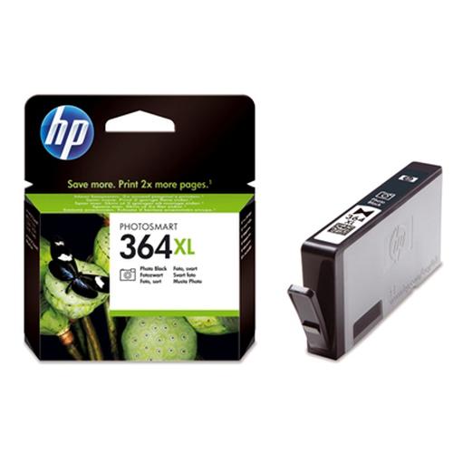 HP 364XL inktcartridge 1 stuk(s) Origineel Hoog (XL) rendement Zwart, Lichtyaan, Lichtmagenta