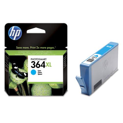 HP 364XL Cyan ink cartridge