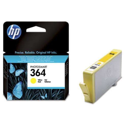 HP 364 Original Yellow 1 pc(s)