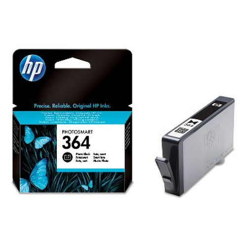 HP 364 Black, Light cyan, Light magenta ink cartridge