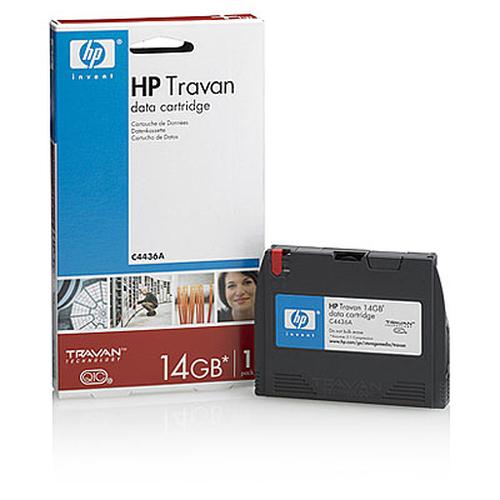 Hewlett Packard Enterprise C4436A lege datatape Tapecassette 8 mm