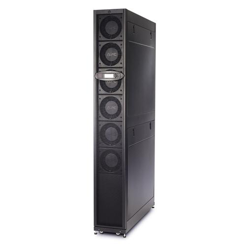 APC InRow RD, 300mm, Air Cooled, 220-240V, 50Hz rack Freestanding rack Black