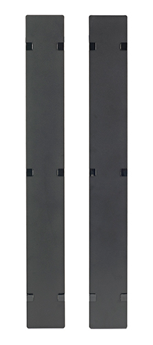 APC AR7589 Straight cable tray Black