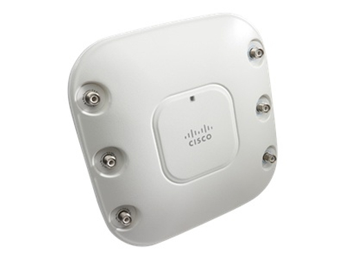 Cisco Aironet 1262N, Refurbished 300 Mbit/s White