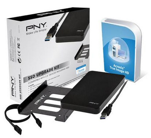 PNY SSD Upgrade Kit Universeel HDD-behuizing