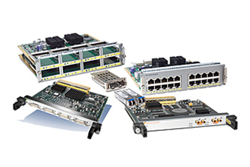 Cisco A900-IMA-BLANK= network switch module