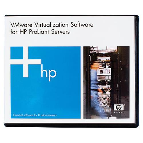 Hewlett Packard Enterprise VMware vSphere Enterprise 1 Processor 3yr E-LTU/Promo
