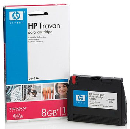 Hewlett Packard Enterprise Travan 8GB 8 mm