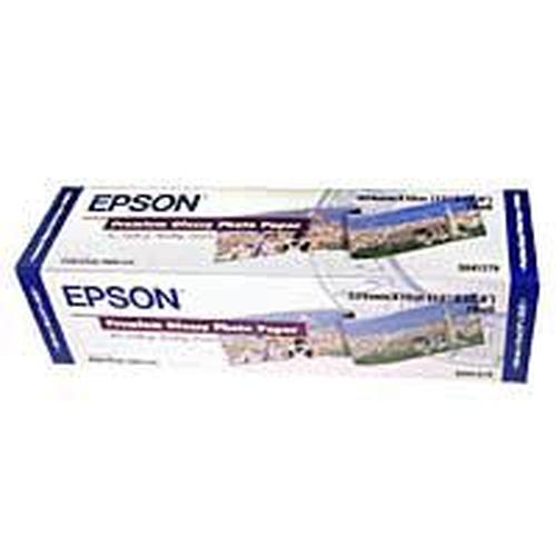 Epson Premium Glossy Photo Paper Roll, Paper Roll (w: 329), 250g/m²
